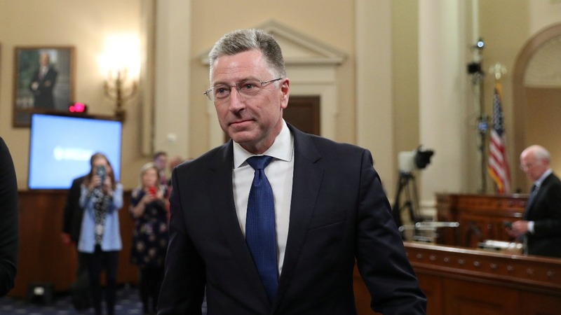 Volker on Biden: 'He is an honorable man'