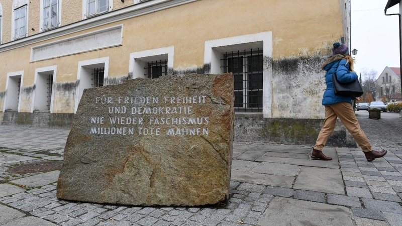 Hitler's birthplace to become a police station