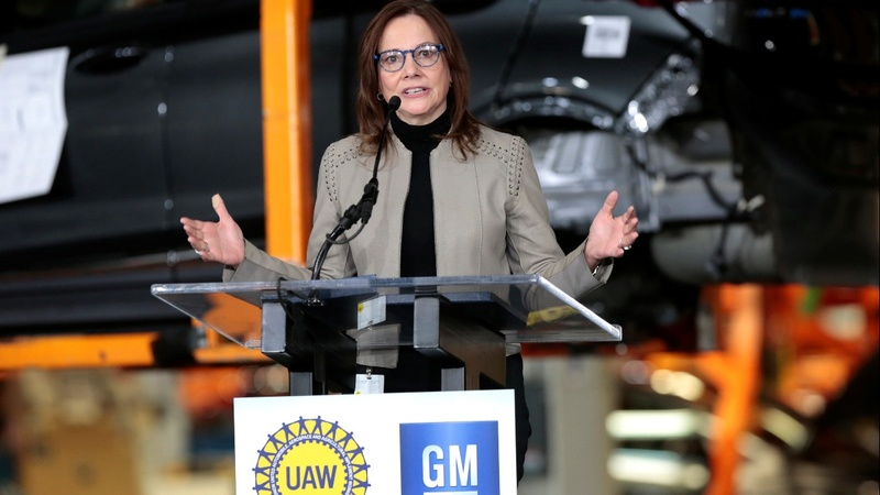 GM sues Fiat Chrysler claiming UAW bribes