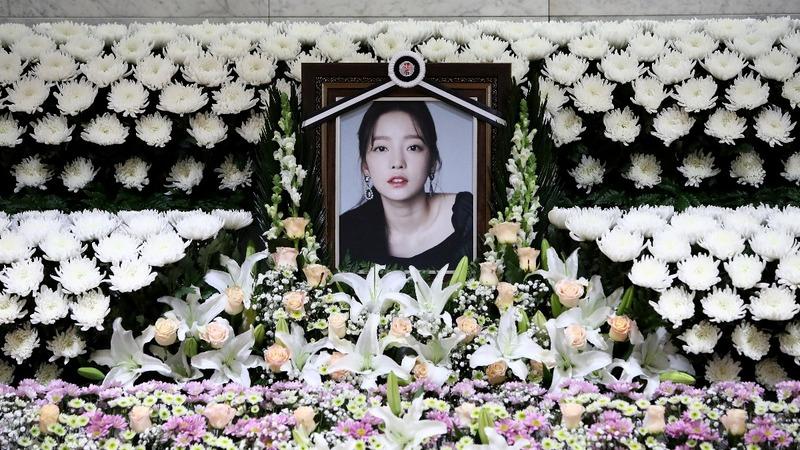 The dark side of South Korea's K-pop world