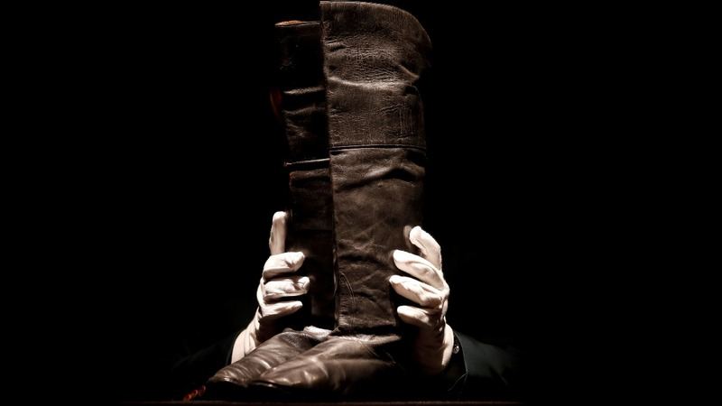 'Napoleon's boots' go up for auction