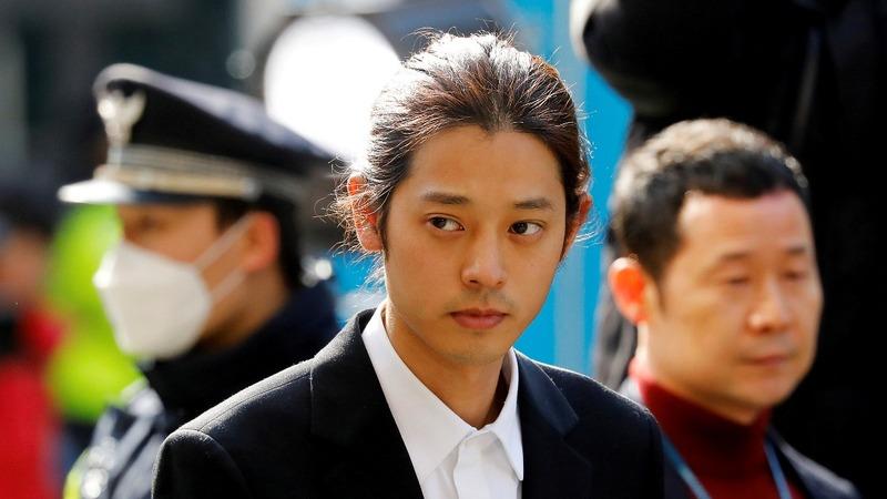 K-pop star sentenced to six years in jail