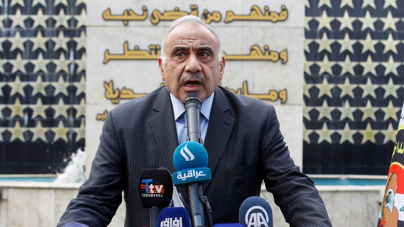Iraq PM says he will quit amid continued violence