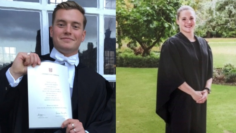 Families of London stabbing victims pay tribute