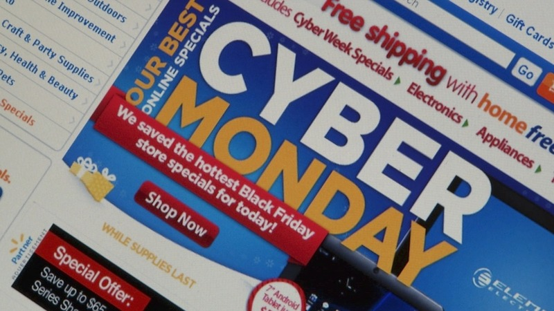 Cyber Monday is on track to smash record