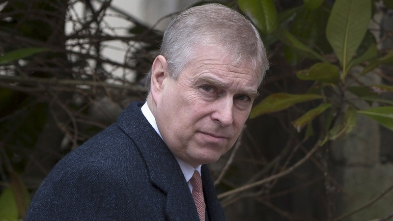 'He knows what happened' - Prince Andrew's accuser