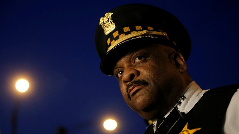 Chicago mayor fires police chief, accusing him of lying