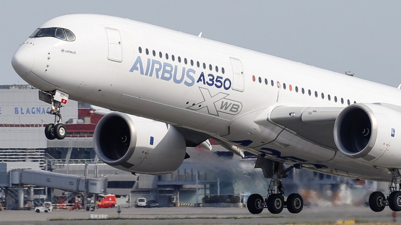 U.S. may hike EU tariffs over Airbus subsidies
