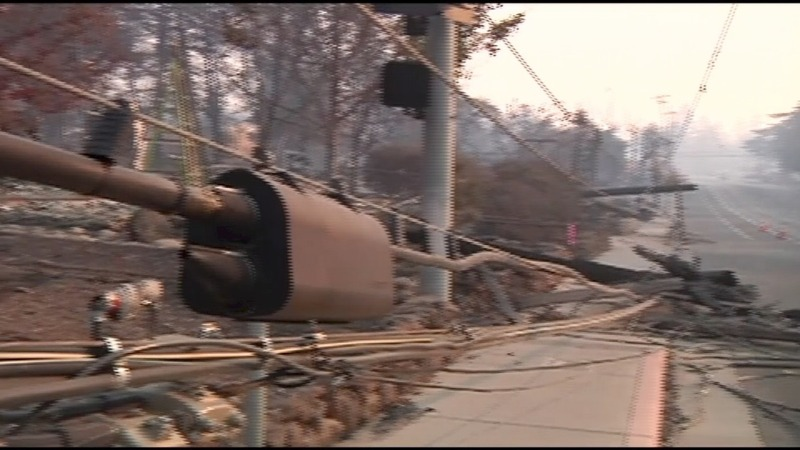 PG&E failed to inspect power lines: probe