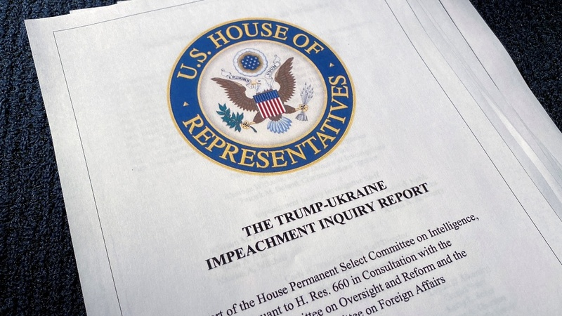 House Democrats lay out case for impeaching Trump