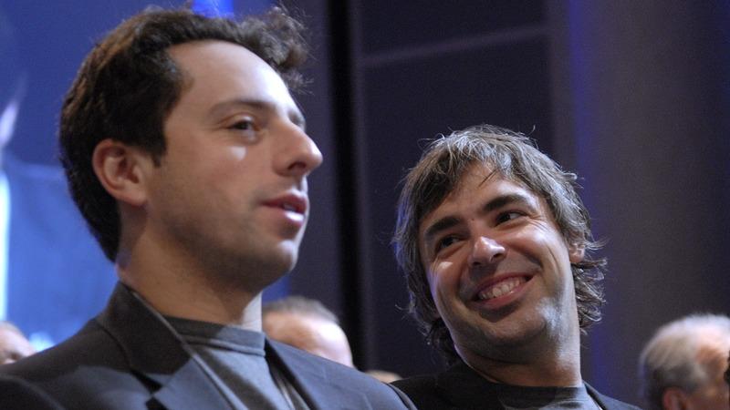 Google co-founders step down; Pichai to helm Alphabet