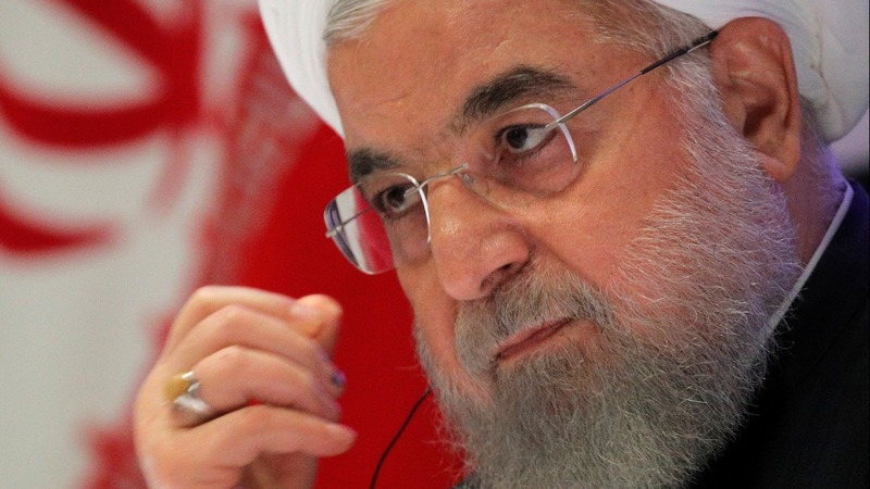 Iran's Rouhani calls for release of protesters