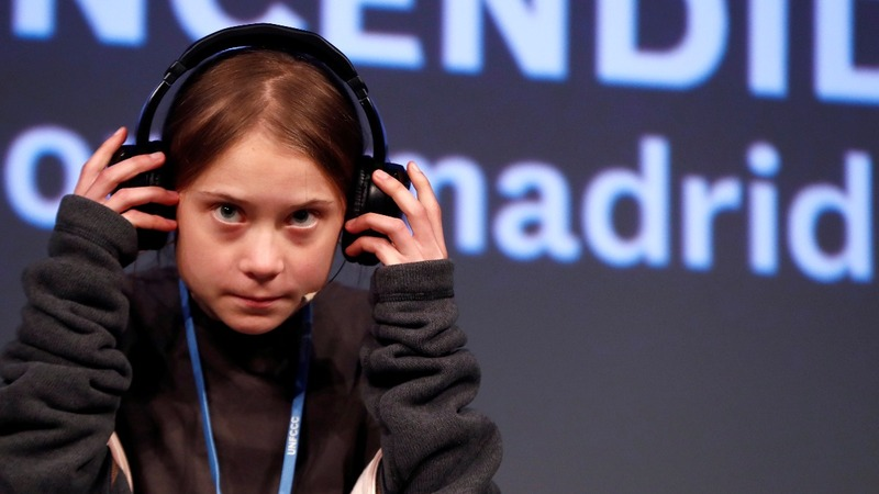Thunberg calls for more action at COP25
