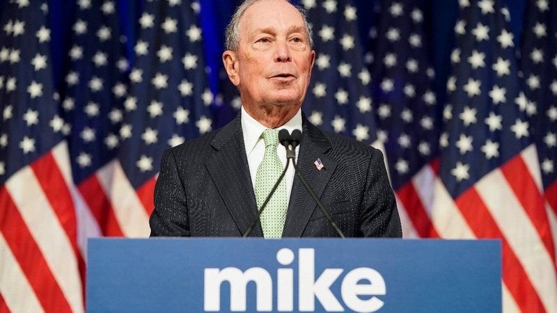 Bloomberg on his rivals: 'Trump will eat 'em up'