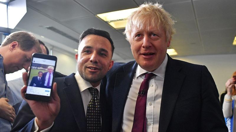 UK's PM dodges post-election resignation question
