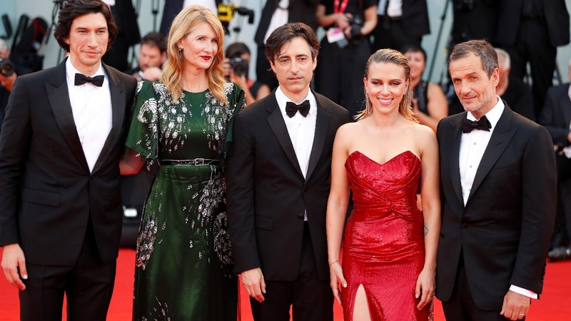 'Marriage Story' leads Globe nods, De Niro snubbed