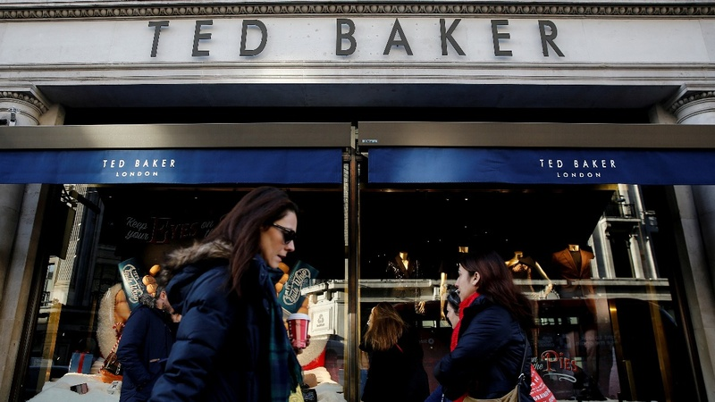 Turmoil deepens at Ted Baker as CEO, chairman quit