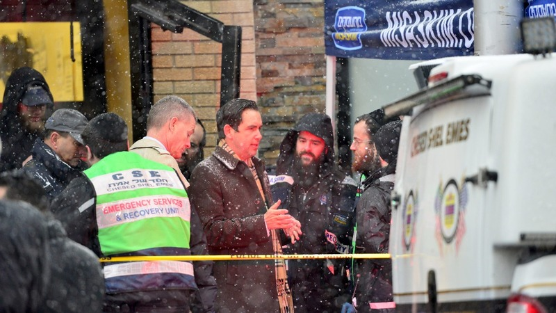 Attack on Jersey City Jewish deli was 'targeted'