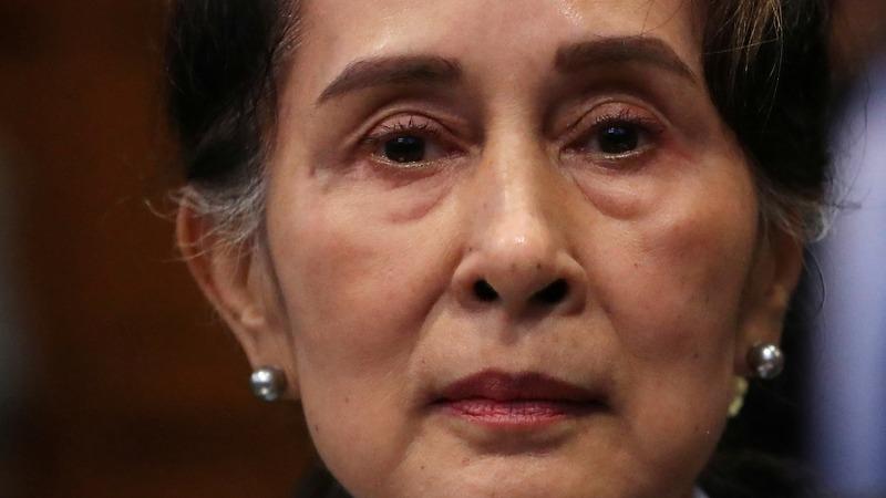 Myanmar's Suu Kyi defiant at UN genocide hearing
