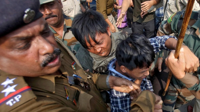 Protests flare as India passes controversial citizenship law