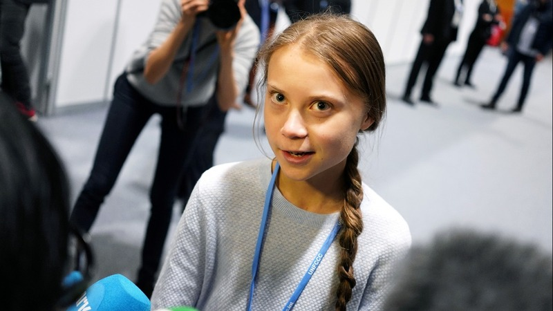 Trump mocks teen climate activist Thunberg
