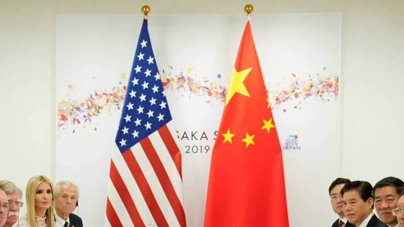 U.S. reaches 'deal in principle' with China -source