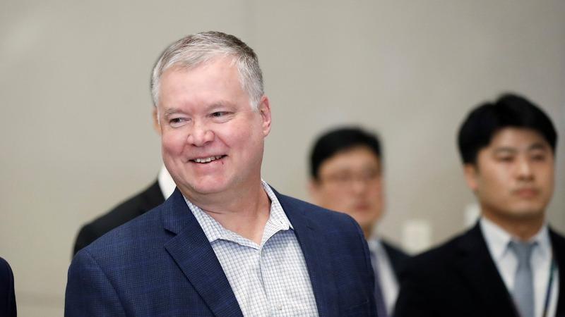 U.S. envoy in S. Korea amid Pyongyang pressure