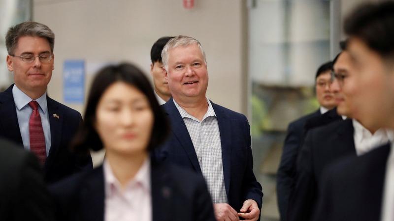 U.S. envoy brushes off North Korea's deadline