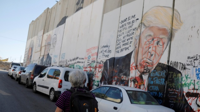 The Mideast awaits Trump's 'deal of the century'