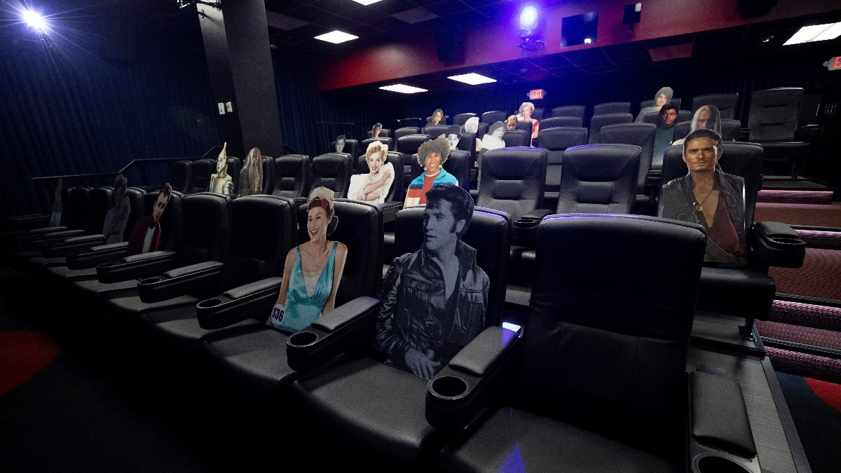 Hurdles remain as movie theaters prepare to reopen | Reuters Video