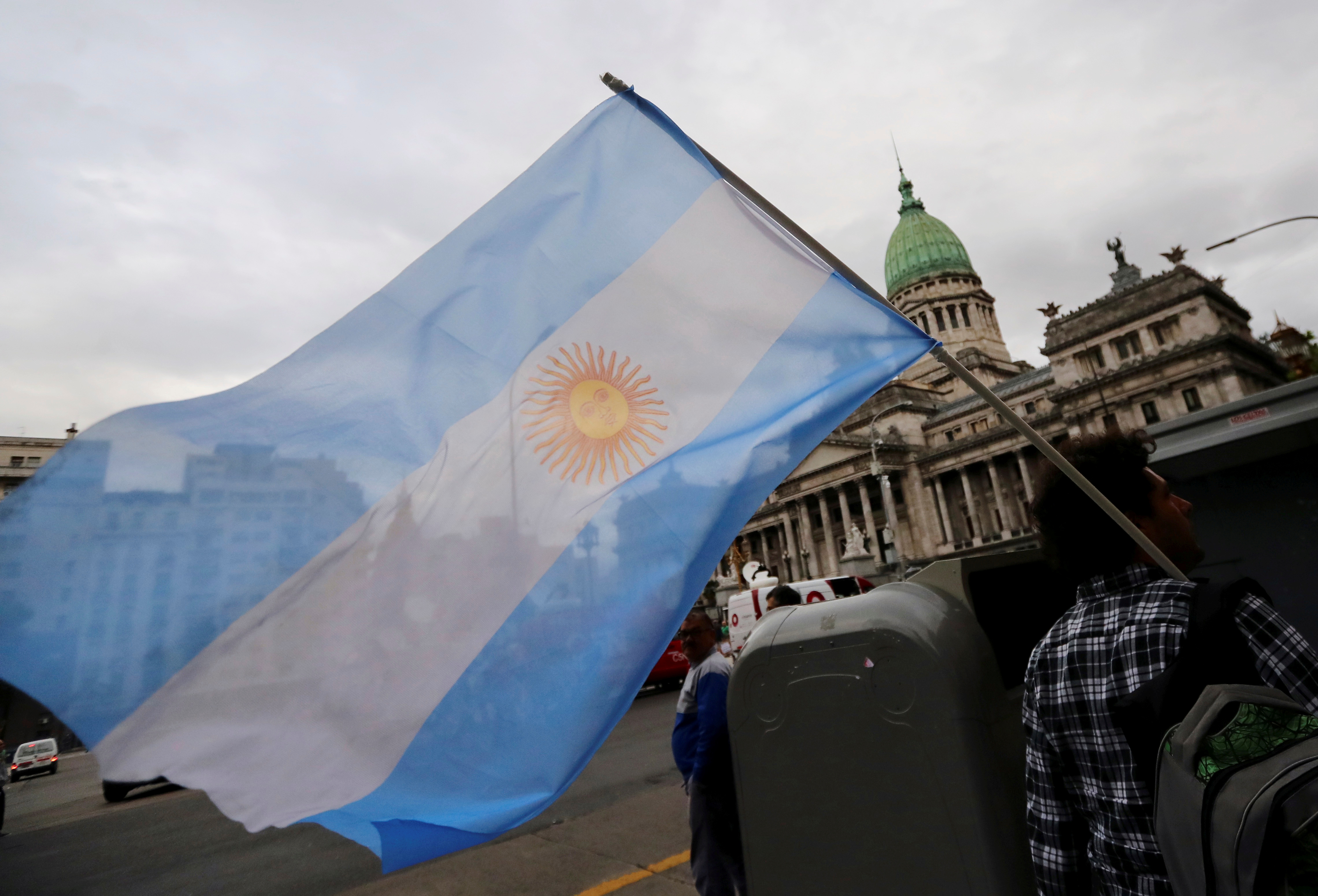 Argentina seeks wealth tax for COVID-19 relief